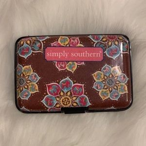Brand New Simply Southern RFID Wallet